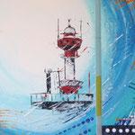 detail von kieler leuchtturm - Sylvio Zornsch