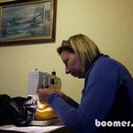 Reißverschluss-Schlitten am Innenzelt ersetzen