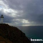 Der Leuchtturm und östlichste Punkt Australiens