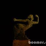 Die Venus-Skulptur am Marktplatz