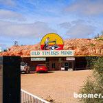 Old-Timers-Mine Museum - so wurde nach Opalen gesucht
