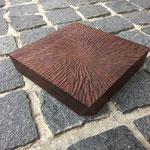 木皿:チーク 荏胡麻オイル