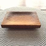 木皿:ウォルナット 荏胡麻オイル