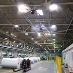 Papierindustrie - Hochdruck - Prozessoptimierung/Luftkonditionierung