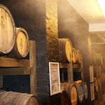 Whisky Fasslagerung - Hochdruck - Prozessoptimierung/Luftkonditionierung