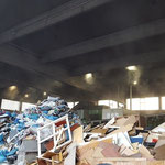 Recycling - Hochdruck - Staubbindung