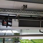 Kühlhaus - Hochdruck - Austrocknung