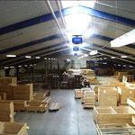 Holzverarbeitung - Hochdruck - Materialeigenschaften / Prozessoptimierung / Staubbindung