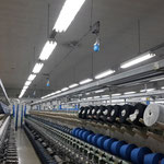 Textilindustrie - Zweistoff - Prozessoptimierung / Konditionierung