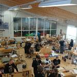 Holzindustrie Instrumente - Hochdruck - Konditionierung / Prozessoptimierung