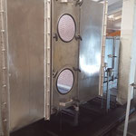 Lackierkabine - Kanalbefeuchtung Hochdruck - Prozessoptimierung