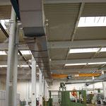 Textilindustrie - Hochdruck - Prozessoptimierung / Konditionierung