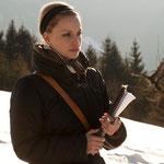Produktionsleiterin Martina Hierzer - Foto Chris Plach