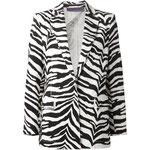 chaqueta de cebra
