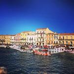 Joutes à Sète - La Corbiere Vacances
