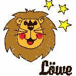 Löwe kindlich, 90x99 mm, 6173 Stiche,23.7.-23.8.