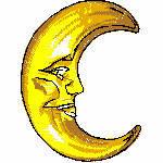 Mond, 55x74 mm, 4739 Stiche, nicht ganz gefüllt