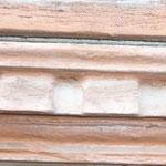 altes Kämpferprofil diente zur Vorlage für den detailgetreuen Nachbau
