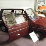 Bild: DAF Museum Eindhoven, Konzeptfahrzeug City