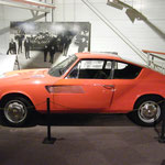 Bild: DAF Museum Eindhoven, Konzeptfahrzeug Sport-Coupé