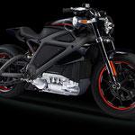 Bild: Harley Davidson LiveWire E-Bike