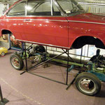 Bild: DAF Museum Eindhoven, DAF 66 Coupe, Variomatic