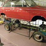 Bild: DAF Museum Eindhoven, DAF 66 Coupe, Variomatic