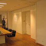 Möbelausbau in insgesamt 4-Stockwerken