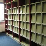 Büchereinlage