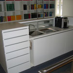 Küchenmöbel - freistehend - auf jeder Etage