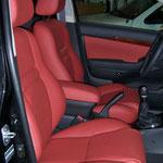Toyota Avensis Lederausstattung
