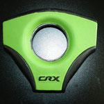 Honda CRX Prallplatte mit Stickerei