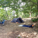 Espace camping
