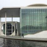 Marie-Elisabeth-Lüders-Haus, 2003 eingeweiht. Der große Anhörungssaal wird vor allem durch Untersuchungsausschüsse genutzt.