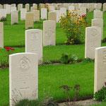 Britischer Soldatenfriedhof