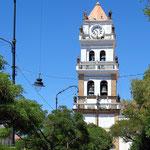 Kathedrale von Sucre, Baubeginn 1559