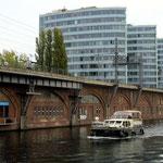 Spree im Bereich der Jannowitzbrücke