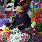 Blumenmarkt von Tacna