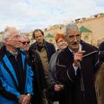 Unser humorvoller Reiseführer in Meknès