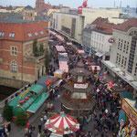 Der Spandauer Weihnachtsmarkt 2009
