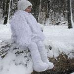 Fantasie & Wirklichkeit Fotografien und Gedichte Kathrin Steiger Winter Schnee Schneefee Schneeelfe Schnee-Elf Winterelf Fairy Snow Fairy Fairies