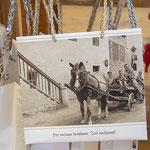 Kalendertasche, hergestellt aus Deferegger Heimatkalender