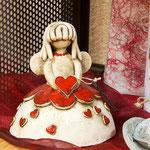 Engel aus Keramik (Symbolfoto)