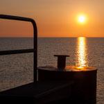 Zinnowitz Sonnenaufgang 4:30 Uhr