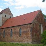 Die evangelische Kirche zu Güldendorf