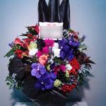 格好いいイメージのフラワーアレンジメント 東京都23区送料無料