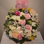 可愛いイメージ フラワーアレンジメント 花東京都23区送料無料