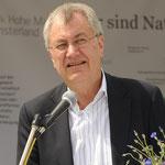 Prof.Dr.Reinhard Klenke.Regierungspräsident