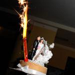 Hochzeitfotografie, Torte