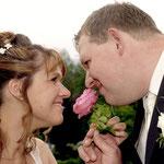 Hochzeitfotografie, Portrait